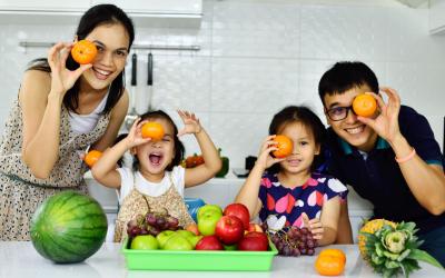 Unión familiar y salud en familia