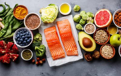 Receta para hipertensos y diabetes