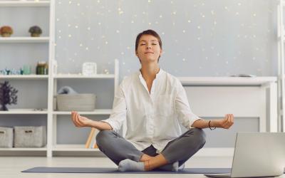 Tres sencillos ejercicios para mejorar tu salud mental