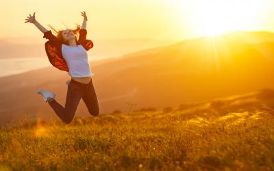 Como lograr una vida feliz
