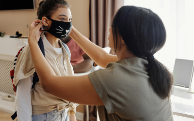 ¿Cómo afecta el COVID a los niños?